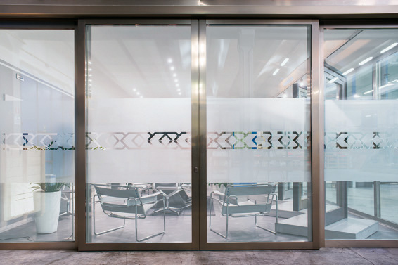 Fire rated doors label spa combined with evolus automation it becomes evolus tf in combination with resistant glass doors or steel and is equipped with electro locks that disable planetlyrics Choice Image