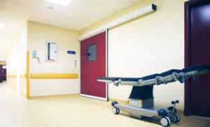 EVH-Porte scorrevoli per laboratori radiologico