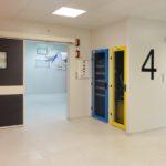 EVH-Label Porte per ospedali automatiche