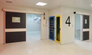 EVH-Porte per ospedali automatiche