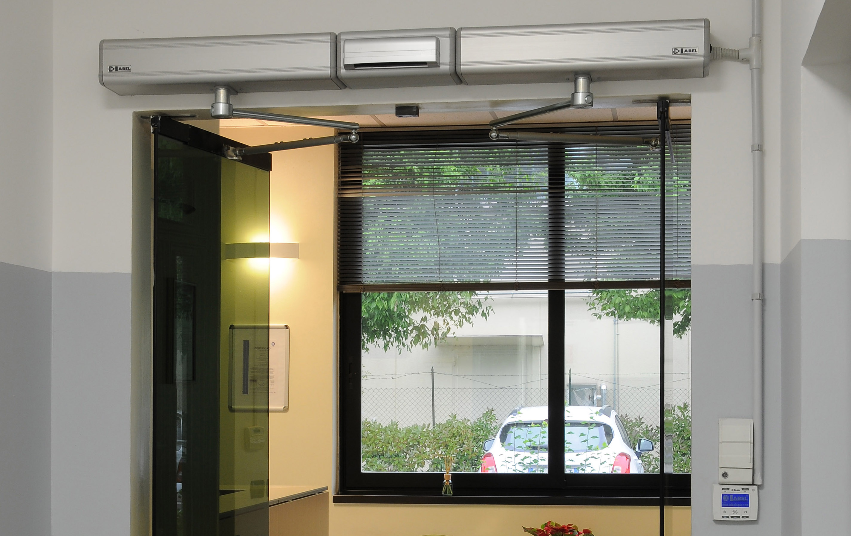 swing from h product doors albed vetro door glass by room architonic level en