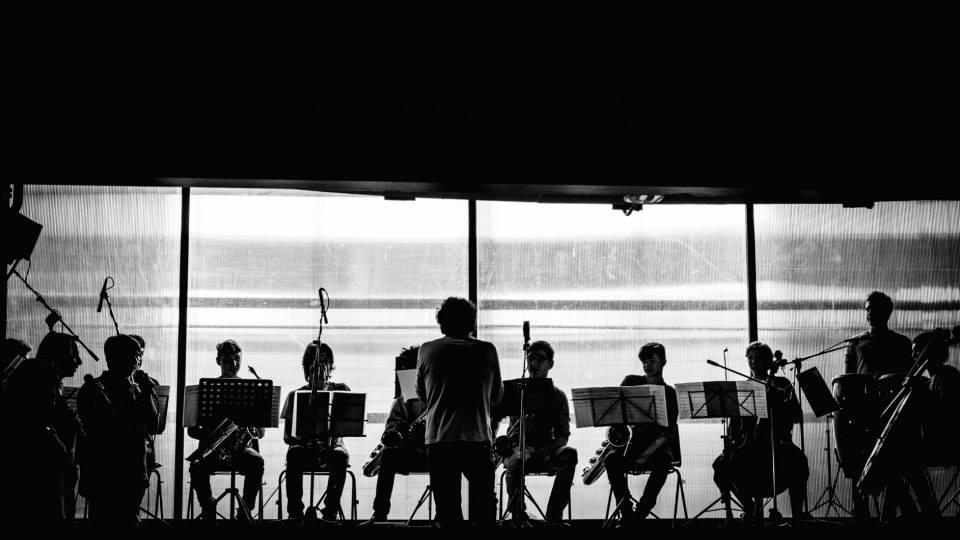 Bertolucci Swing Band porta la musica all'Ospedale Maggiore di Parma