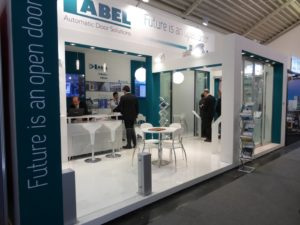 LABEL Spa at BAU 2017