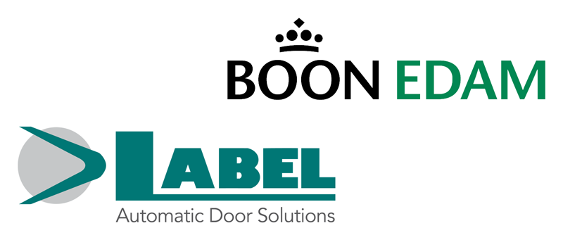 Label partner Boon Edam